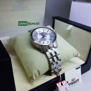 Tissot 1853 PRC 200 Watch Quartz Stainless Steel Jam Tangan W315