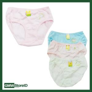 W440 Celana Dalam Wanita Yutind CD Cewek Warna Bordil 1232 Size M