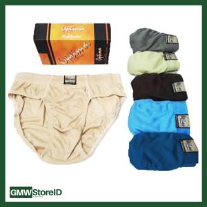 Celana Dalam Pria Sempax Laki-Laki CD Dewasa Men Underwear Size L N691