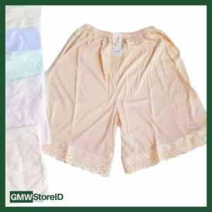 Androk Celana Underwear Kulot Di atas Lutut Katun Adiler AC 715 W290