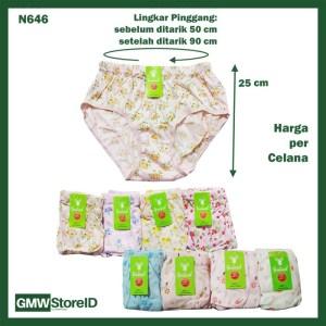 Celana Dalam Wanita CD Pakaian Dalam Size L Underwear N646