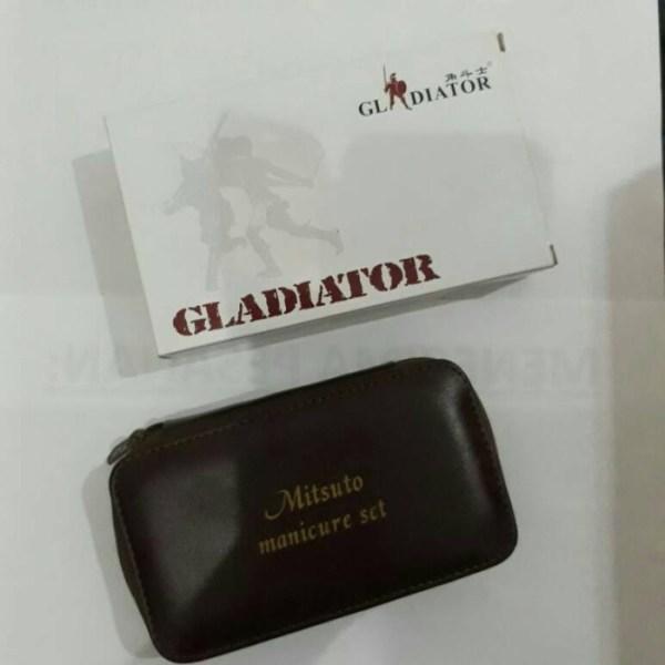 Manicure Set Gladiator Mitsuto Ada Dompetnya N613