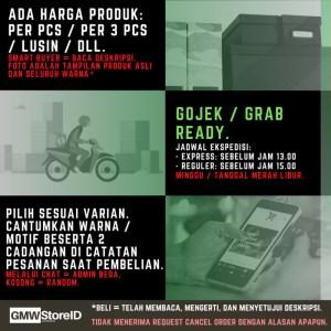 Singlet Coklat Pria Kaos Dalam Cowok Laki-Laki Brown Agree Men F35