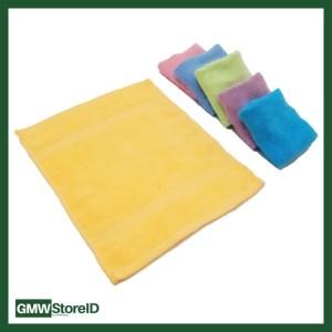 W398 Sapu Tangan Handuk Ukuran Kecil Tipe H13 - Towel Polos Murah