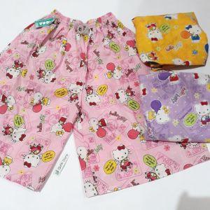 Celana Santai Gambar Lucu Wanita All Size Warna dan Motif Random W302