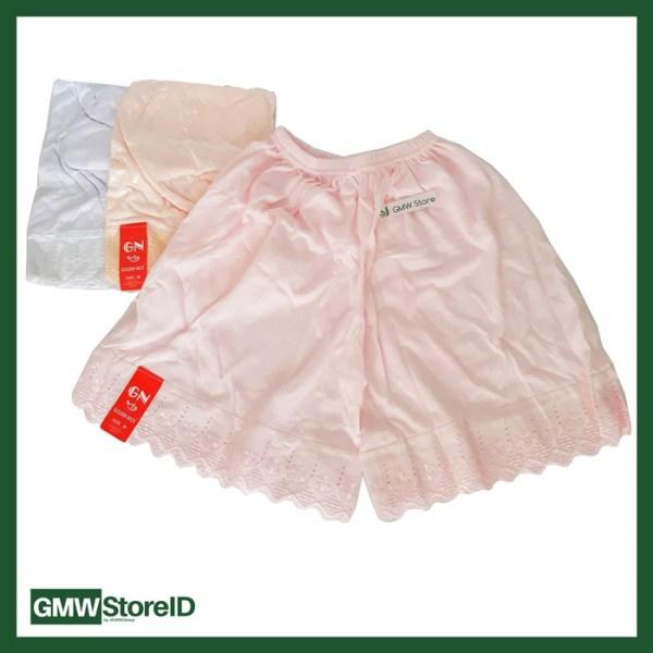 Androk Model Celana Pendek Bawahan Golden Nick GN Size M CR-A1 W207
