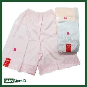 Androk Model Celana Kulot Pakaian Dalam Size L Daleman N758