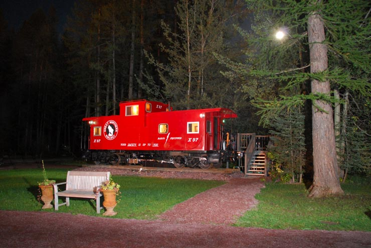 "paint living room online interior design ideas 2017 gn 441 luxury locomotive lodge: caboose ""j.j."""