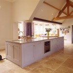 House extension – exposed beams
