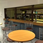 WBSC – New bar area