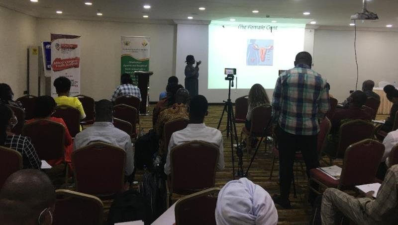 Ghana's destiny tied to health and welfare of the Youth - CEO of NYA