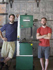 Tim and Ty of Maven Makers