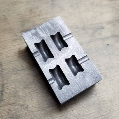 This is our Graphite Gauge Mold
