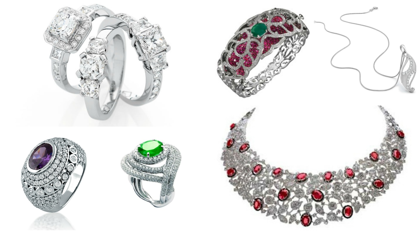 5 Different kinds of Jewelry pieces everyone should own