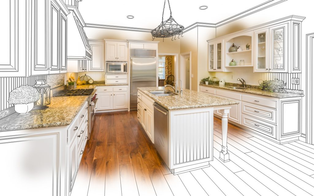 Home Center Kitchen Design