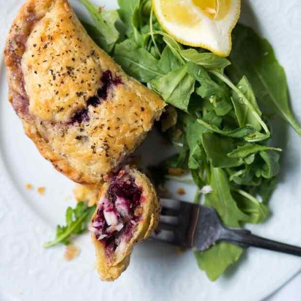 Cod & Blackberry Relish Gluten Free Empanadas ?