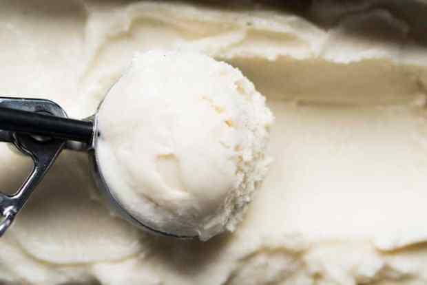 Low Carb & Keto Vanilla Ice cream 🍦 1g net carbs