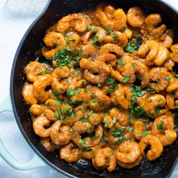 Mexican Camarones A La Diabla 🍤 Spicy Mexican Shrimp
