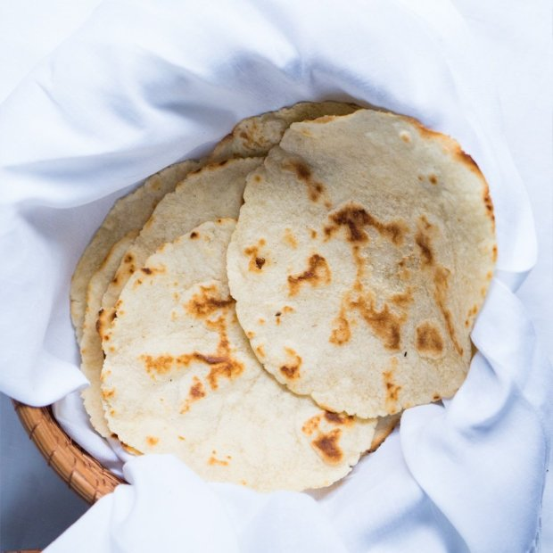 Suuuper Pliable Gluten Free 'Flour' Tortillas ?