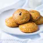 Gluten Free & Keto Hand Pies ??? 3 Ways: Mascarpone Pumpkin, Chocolate Ricotta & Blackberry Almond