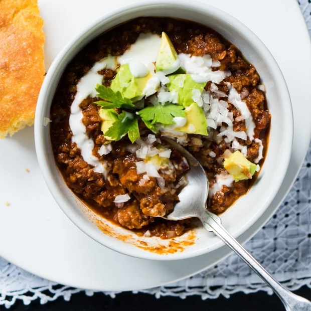 Traditional Beef Chili ?️ Gluten Free & Keto