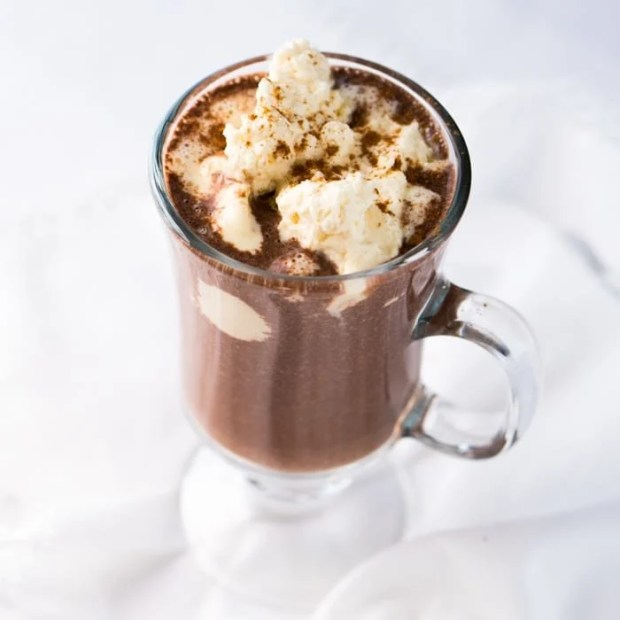 Keto Bulletproof Hot Chocolate 🍫