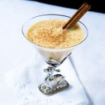 Suuuper Creamy Homemade Eggnog 🥚 gluten free & keto