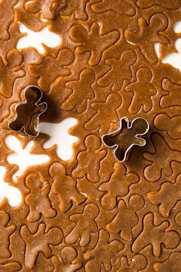 Gluten Free & Keto Gingerbread Cereal 🍪 #ketocereal #lowcarbcereal #ketogingerbread