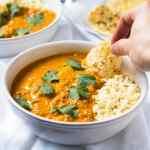 Suuuper Creamy & Easy Butter Chicken 🍛 gluten free & keto