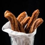 Easy-Peasy Grain Free Churros ☁️ gluten free & keto