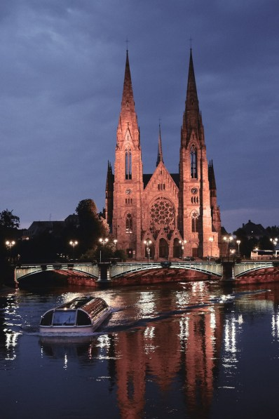 St. Paul's Church. (Photo by Jakub Steiner.)