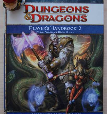 Player's Handbook 2 Preview: A Veteran GM's Take on GMing and the PHB 2