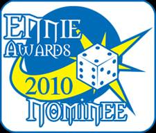 Gnome Stew Nominated for the 2010 ENnie Awards