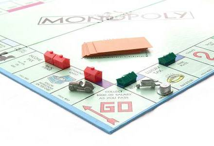 Monopoly, the 007 of the Boardgame World