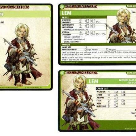The Pathfinder Adventure Card Game