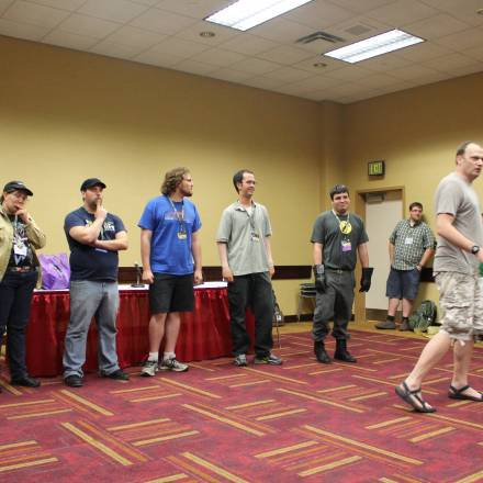 Troy's Crock Pot: A Taste of Improv at GenCon