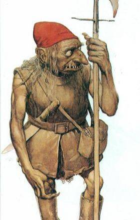 World Building: Monsters and Myths