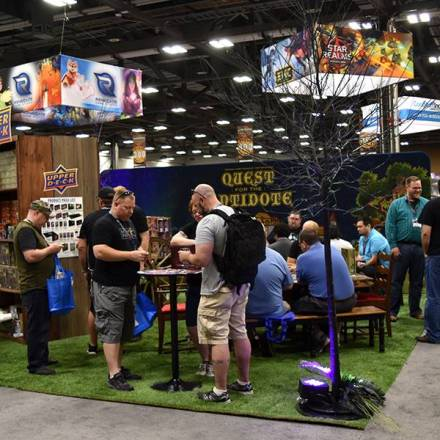 Origins 2017: Social Choices