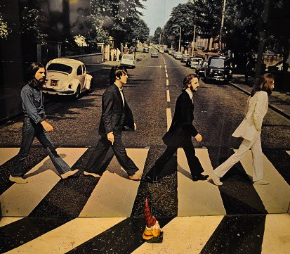 At Beatles Story, you can walk down Abbey Road with the Fab Four.