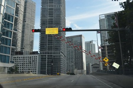 Driving into the high-rise kingdom that is Brickell
