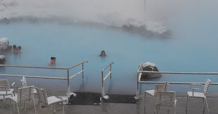 Myvatn Nature Baths in Akureyri, Iceland