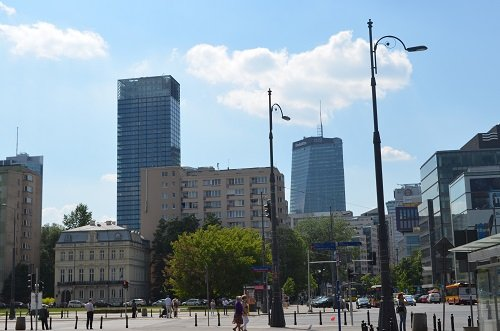 Central Warsaw