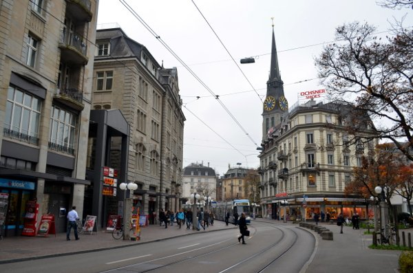 worst cities zurich