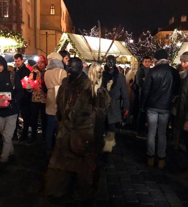 terrifying czech tradition of mikulas