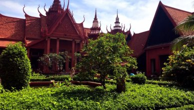 killing fields in cambodia