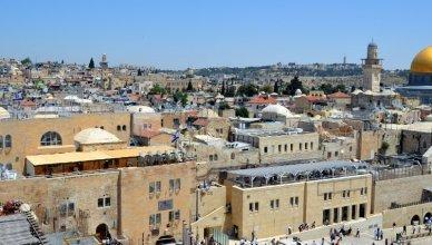 jerusalem in one day