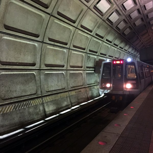 live in washington dc metro