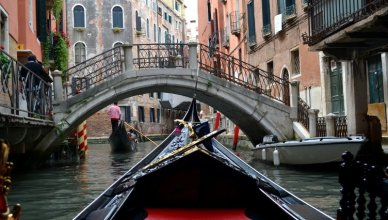 gondola rides in venice overrated