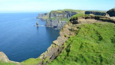 giant's causeway versus the cliffs of moher