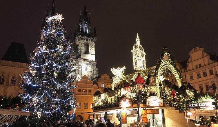 christmas in the czech republic